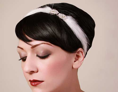 Short Wedding Hairstyles-8