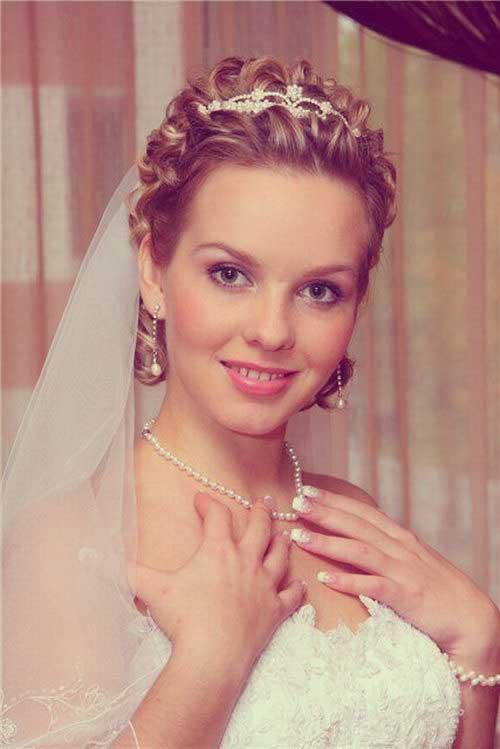 Short Wedding Hairstyles-9