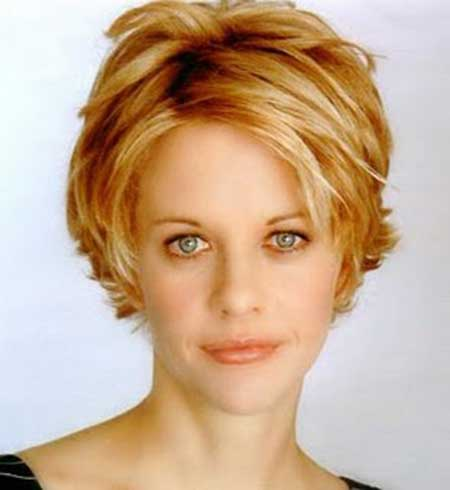 Short gorgeous hairstyle