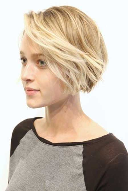 Tremendous Short Blonde Haircuts Short Hairstyles 2016 2017 Most Hairstyle Inspiration Daily Dogsangcom