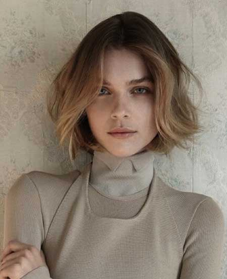 Simple Short Hair