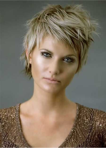 Best Short Hairstyles for Thick Hair Short Hairstyles 2016 2017
