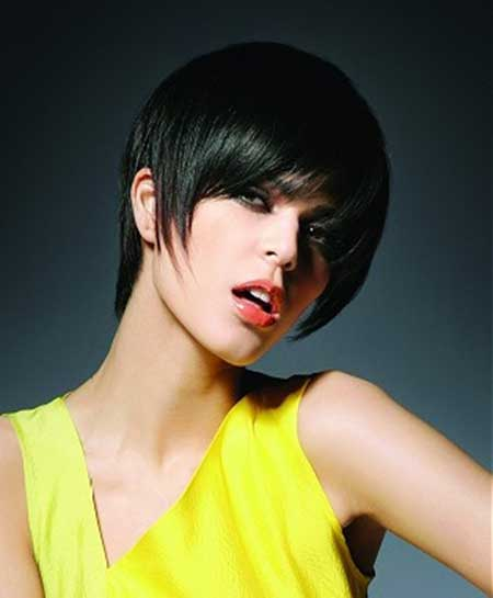 Straight Asymmetric Cut
