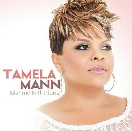 Tamela Mann Short Hairstyles