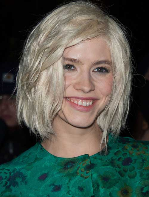 Top 20 Short Blonde Haircuts-14