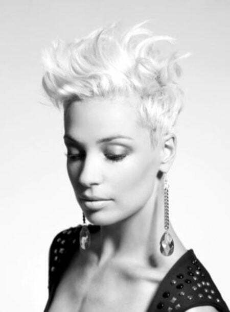 Trendy New Short Hairstyles