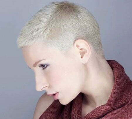 Trendy Very Short Hairstyles 2014