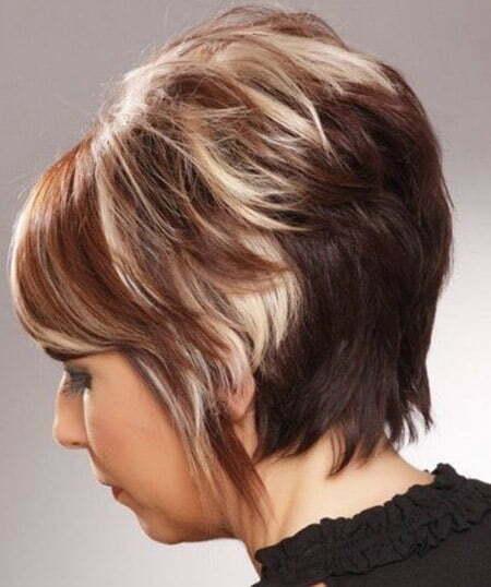 Triple Colour Hair