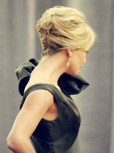 Up Hairstyles For Short Hair Wedding