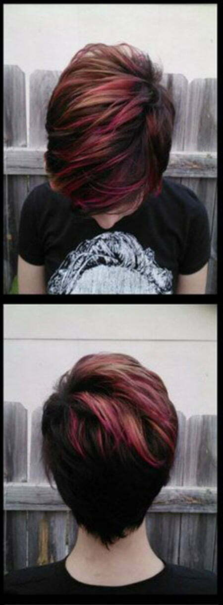 Various Red Highlights
