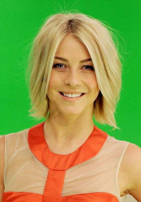 Very Charming Asymmetric Bob Cut