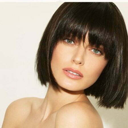 Very Charming Bob Cut with Short Bob Haircuts With Bangs 2014