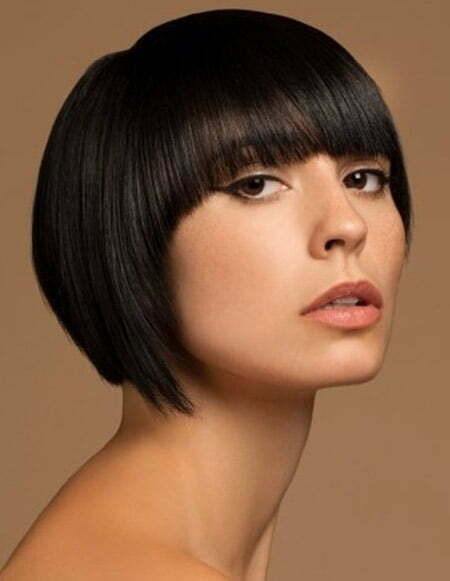 Very Charming and Attractive Graduated Bob Cut