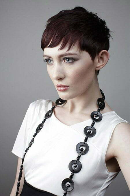 Very Cool Pixie Cut