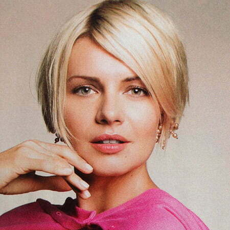Blonde Short Haircuts 2013 - 2014 | Short Hairstyles 2017 - 2018 | Most Popular Short Hairstyles ...