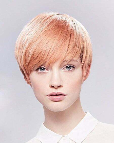 Warm Blonde Cut