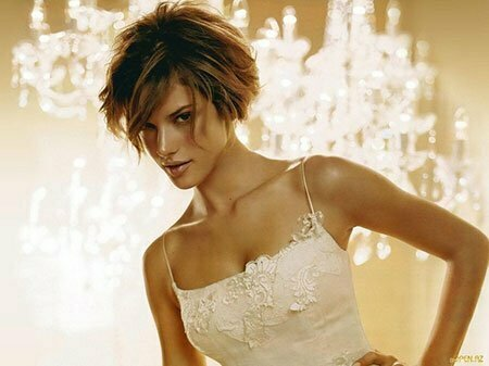 Wedding Styles For Short Hair 2013