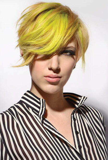 Yellow and Blonde