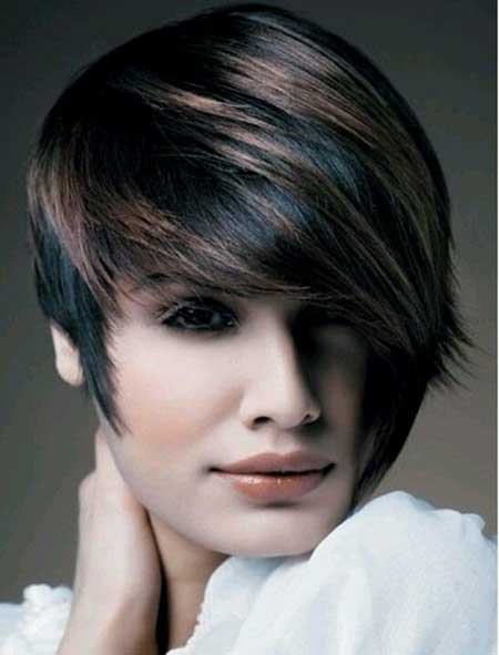 asymmetrical bob hairstyle 2013