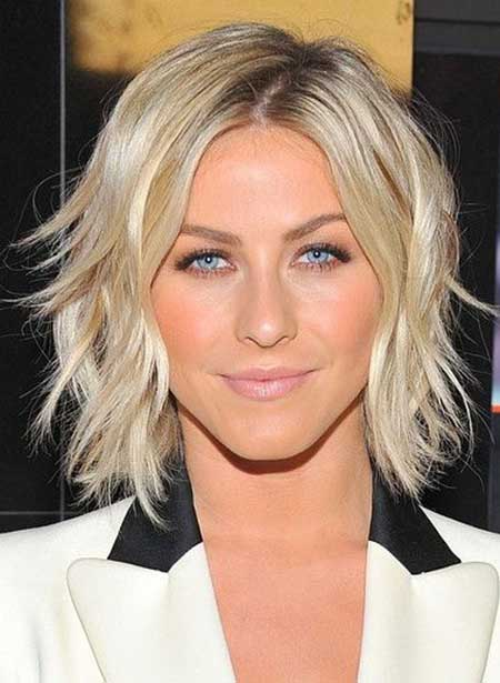 Julianne Hough Bob Haircut 2012 for Pinterest