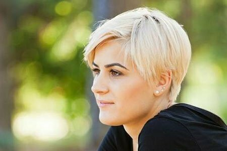 20 short straight hairstyles