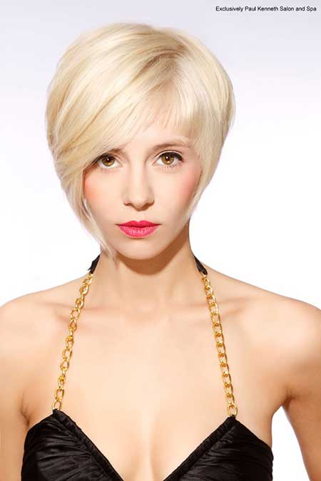 Asymmetric Bob hairstyle—Look Fantastic