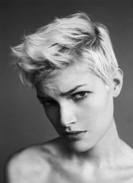 Short Hair Trends 2014