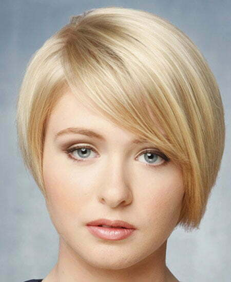 Casual Short Straight