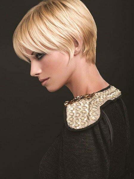 Awe Inspiring Ways To Style Short Blonde Hair Best Hair Style 2017 Hairstyles For Women Draintrainus