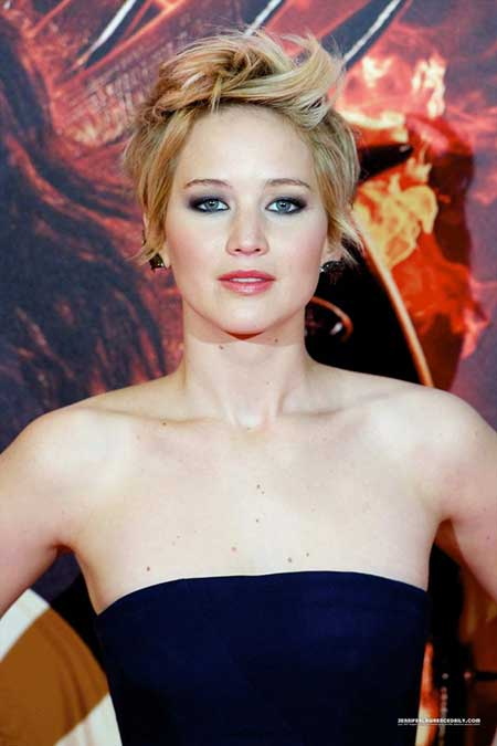 Short Celebrity Hairstyles for 2014