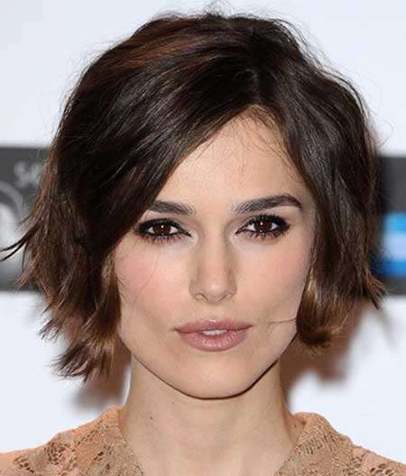 Keira Knightley New Haircut