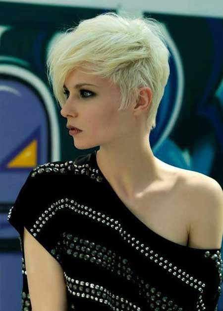 Incredible 25 Short Blonde Haircuts 2013 2014 Short Hairstyles 2016 Hairstyle Inspiration Daily Dogsangcom