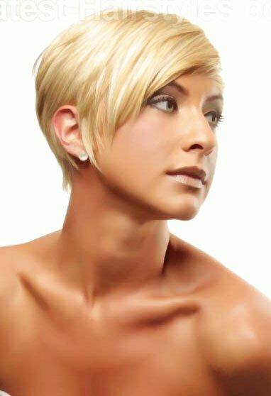 Superb 30 Short Blonde Hairstyles 2014 Short Hairstyles 2016 2017 Short Hairstyles Gunalazisus