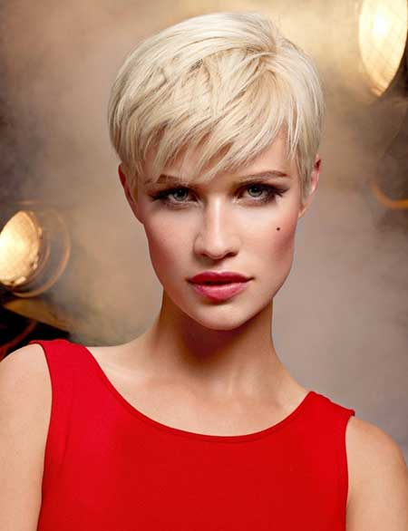 Magnificent 25 Short Blonde Haircuts 2013 2014 Short Hairstyles 2016 Hairstyles For Women Draintrainus