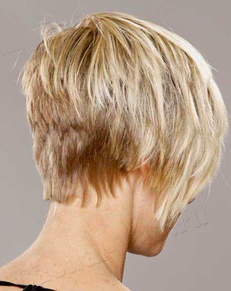 Short Blonde Hairstyles 2014_10