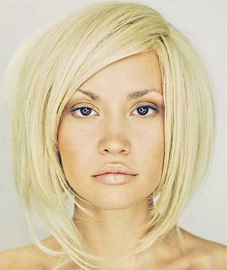 Short Blonde Hairstyles 2014_11
