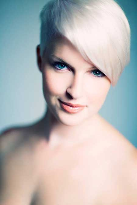Short Hairstyles Blonde