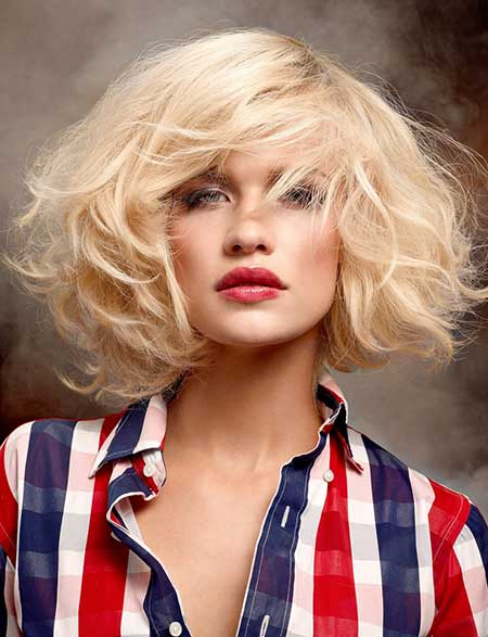 Super Short Blonde Hairstyles
