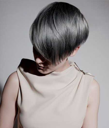 20 Short Hair Color Ideas  Short Hairstyles 2016  2017  Most Popular Short