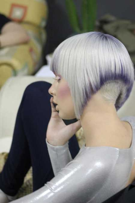 Color Trends / Purple Gorgeous Look