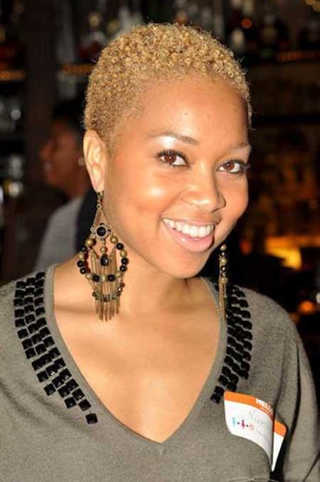 Awe Inspiring 25 Best Short Hairstyles For Black Women 2014 Short Hairstyles Hairstyles For Women Draintrainus