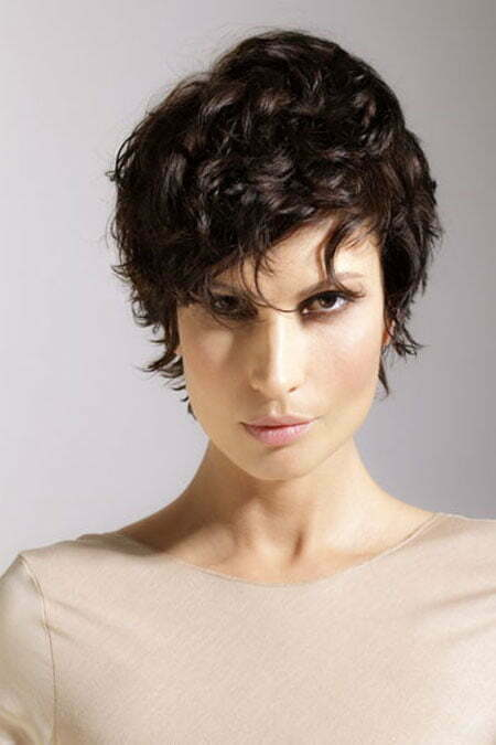 Swell 30 Best Short Curly Hairstyles 2014 Short Hairstyles 2016 2017 Hairstyle Inspiration Daily Dogsangcom