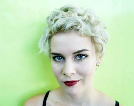 30 Best Short Curly Hairstyles 2014
