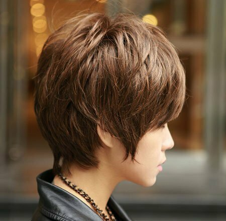 Surprising 20 Cute Short Haircuts Short Hairstyles 2016 2017 Most Hairstyle Inspiration Daily Dogsangcom