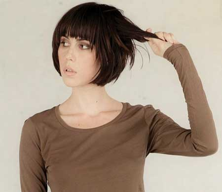 Cute Short Hair Bobs