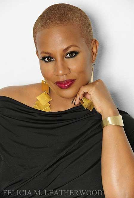 felicia leatherwood hairstyle