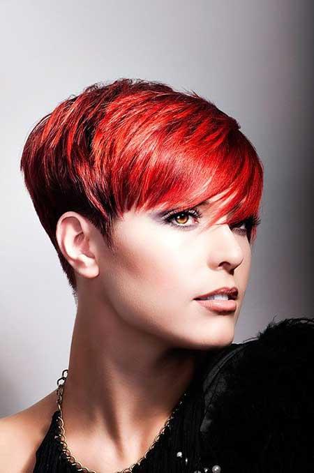 20 Short Hair Color Ideas