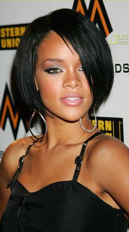 Fine 35 Best Bob Hairstyles For 2014 Short Hairstyles 2016 2017 Short Hairstyles For Black Women Fulllsitofus