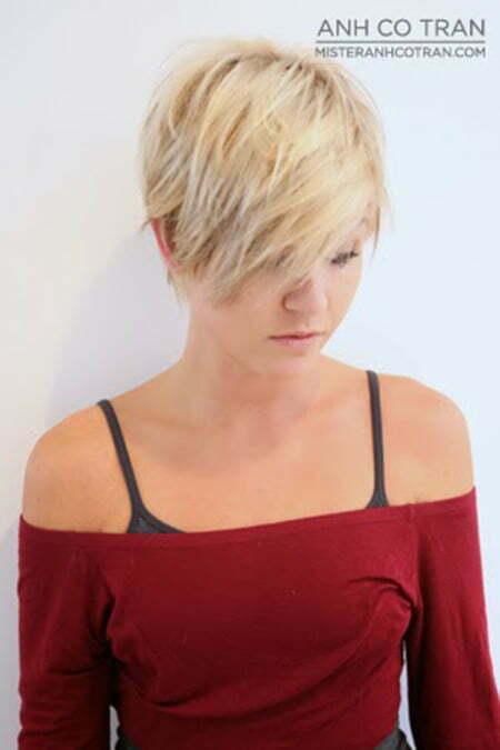 Marvelous 25 Short Blonde Haircuts 2013 2014 Short Hairstyles 2016 Hairstyles For Women Draintrainus