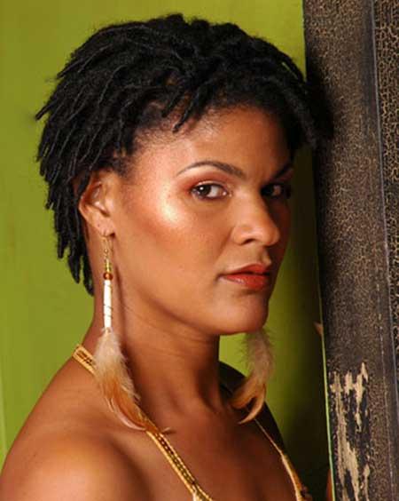 short cut styles for black women